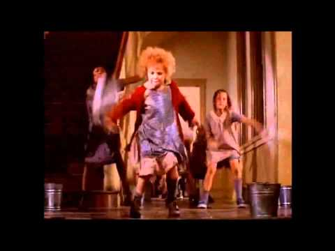 """Hard Knock Life"" from the 1982 film adaptation of Annie"