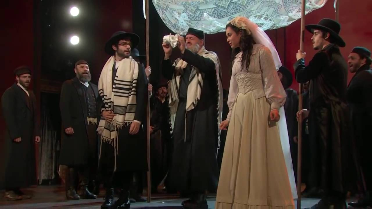 The Broadway revival of Fiddler on the Roof's 2016 Tony Awards performance