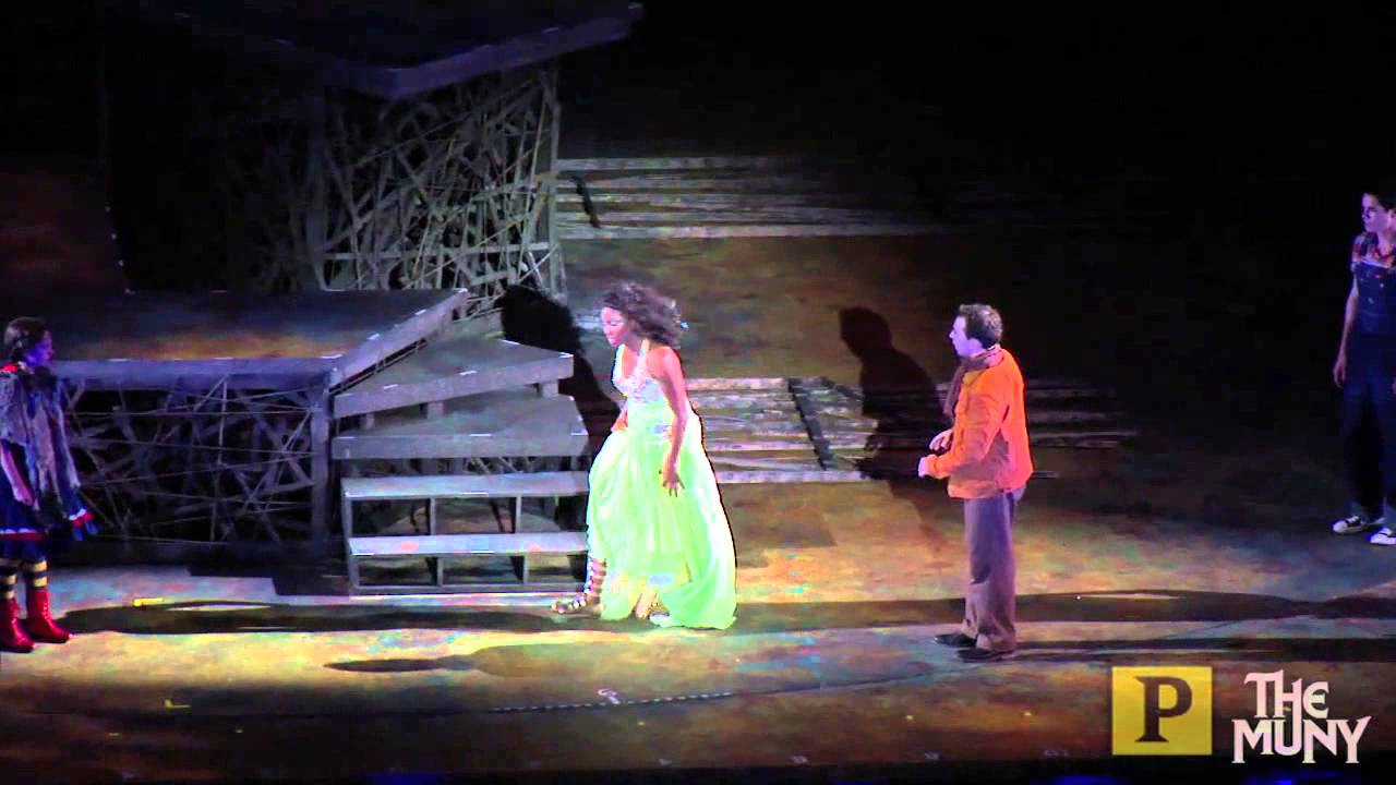 Highlights from Into The Woods at The Muny