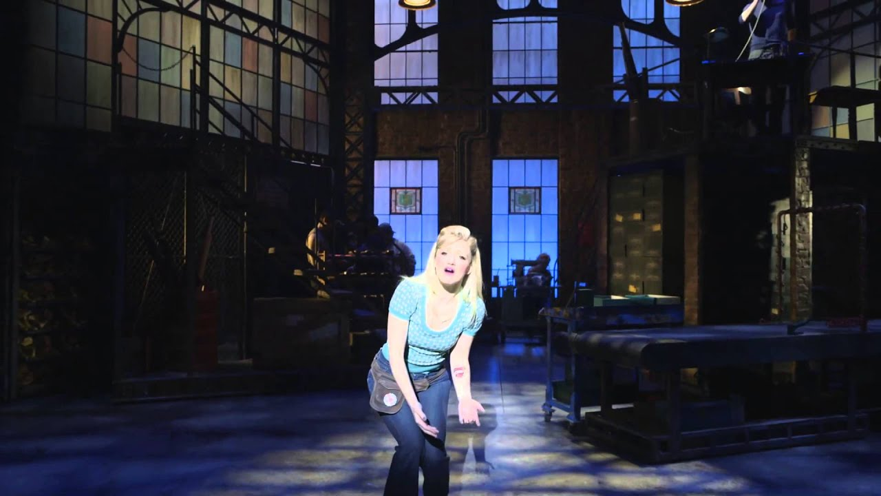 """History of Wrong Guys"" from Kinky Boots on Broadway"