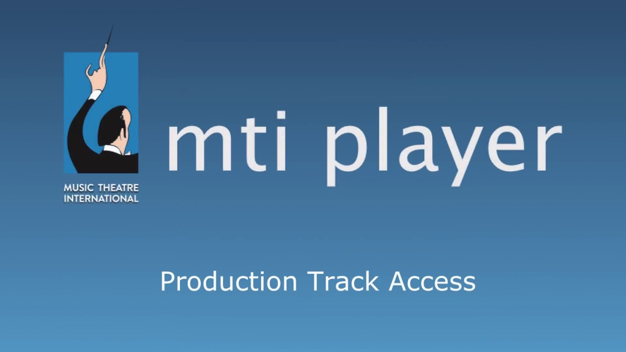 Delve a little deeper into accessing production tracks on the MTI Player app....