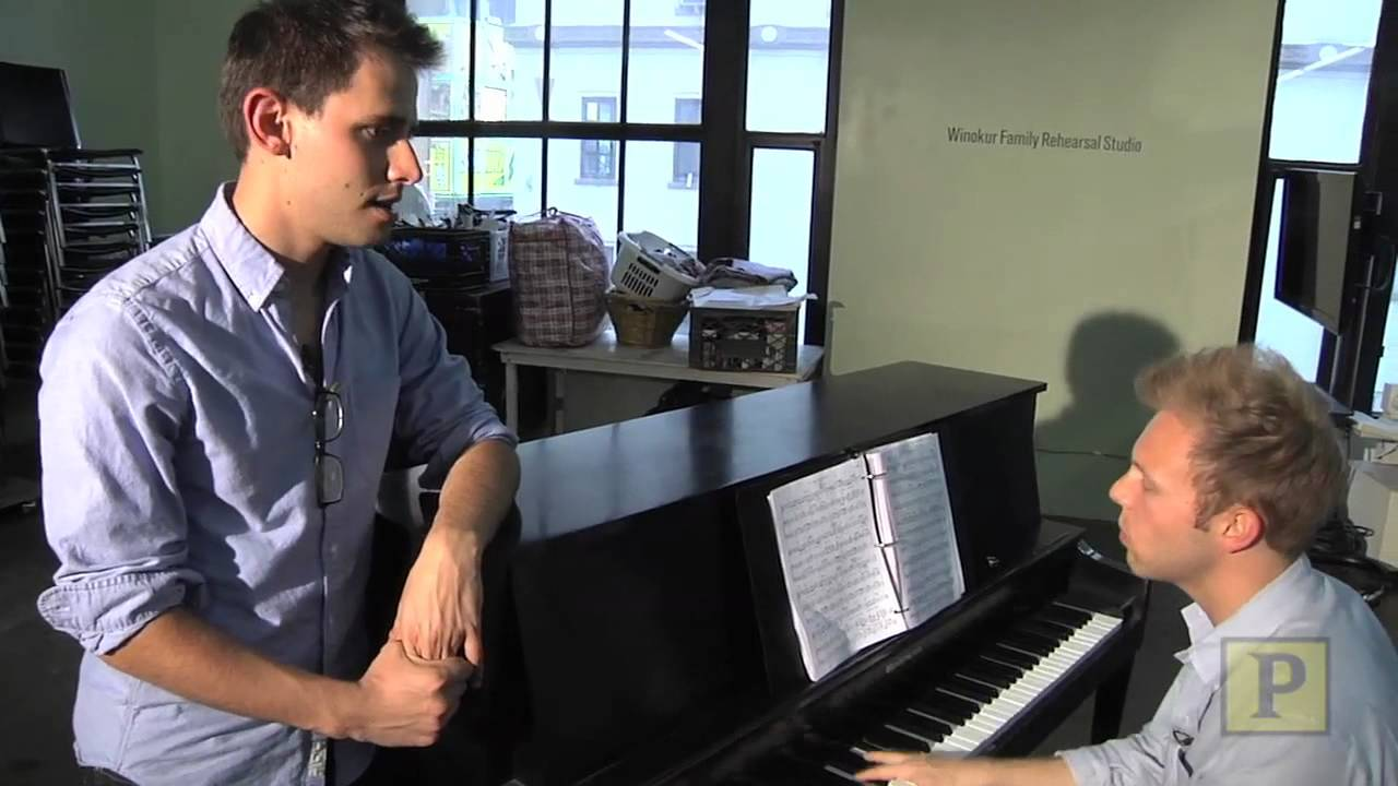 "Benj Pasek and Justin Paul give their analysis of ""Some Kinda Time"""