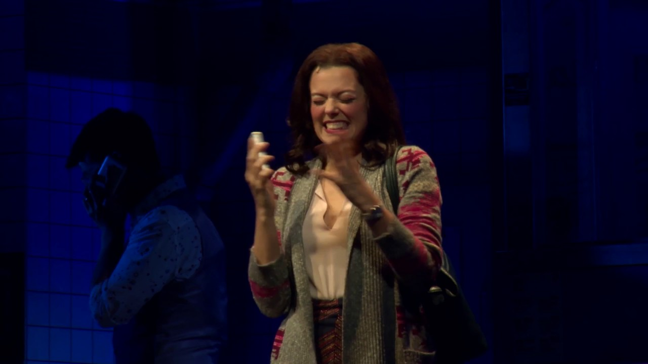 Highlights from the Broadway production of In Transit