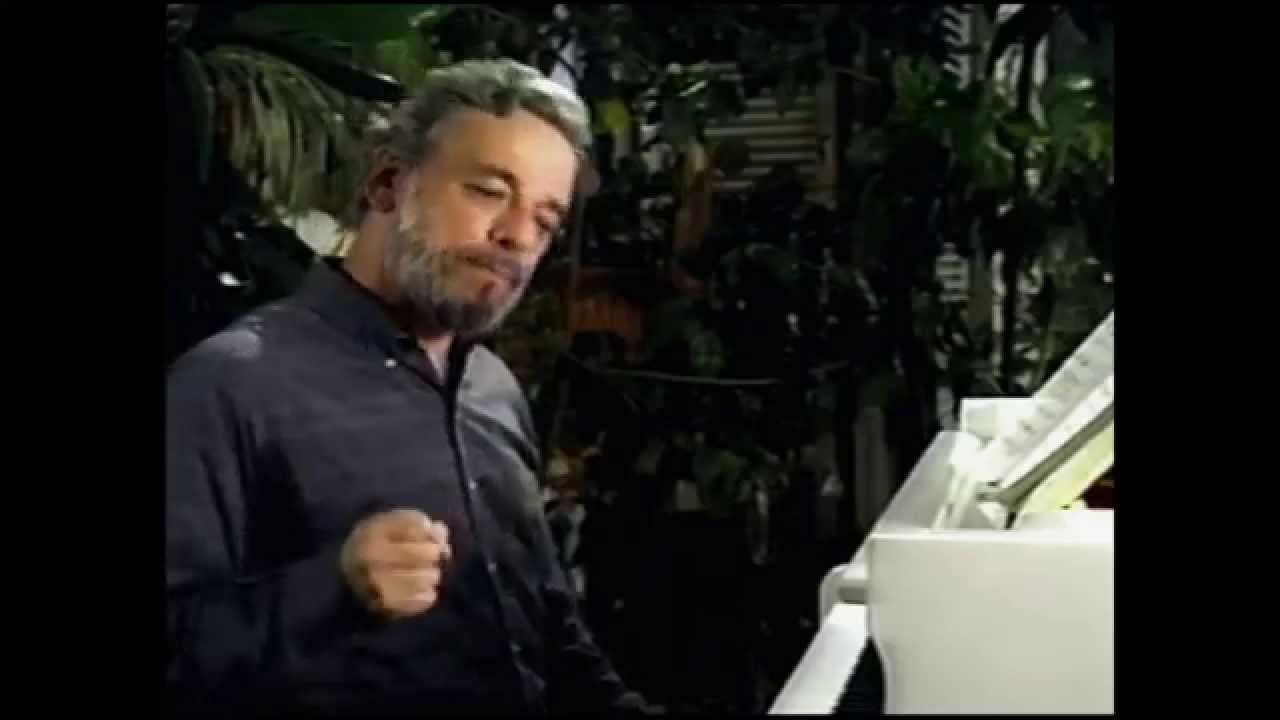 Composer Stephen Sondheim discusses the opening number of Into the Woods