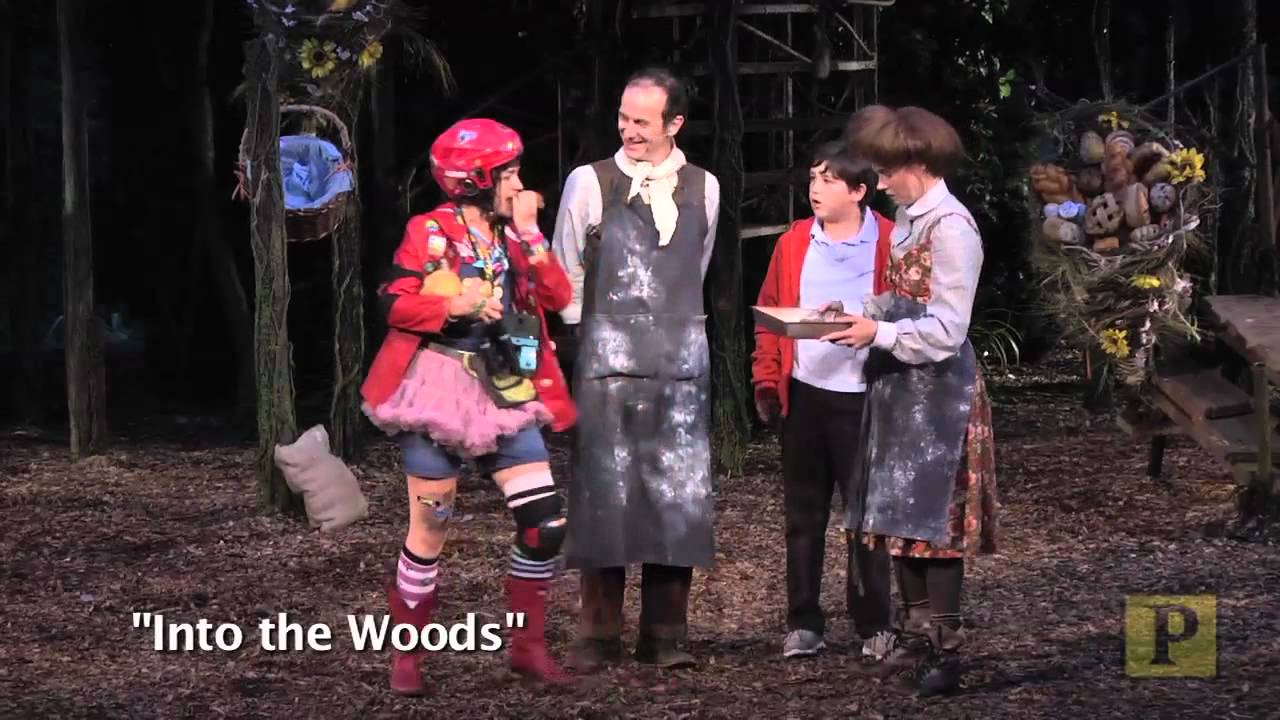 Highlight from Shakespeare in the Park's Into The Woods