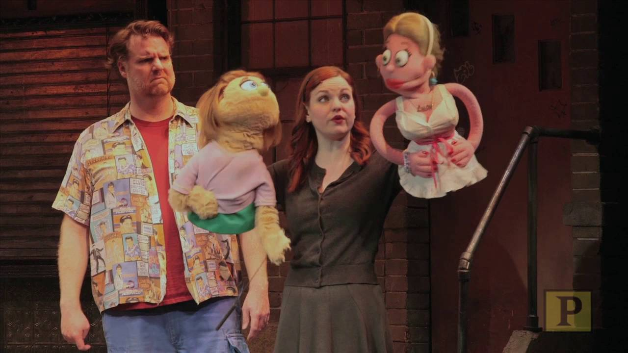 Highlights of the Off-Broadway production of Avenue Q!