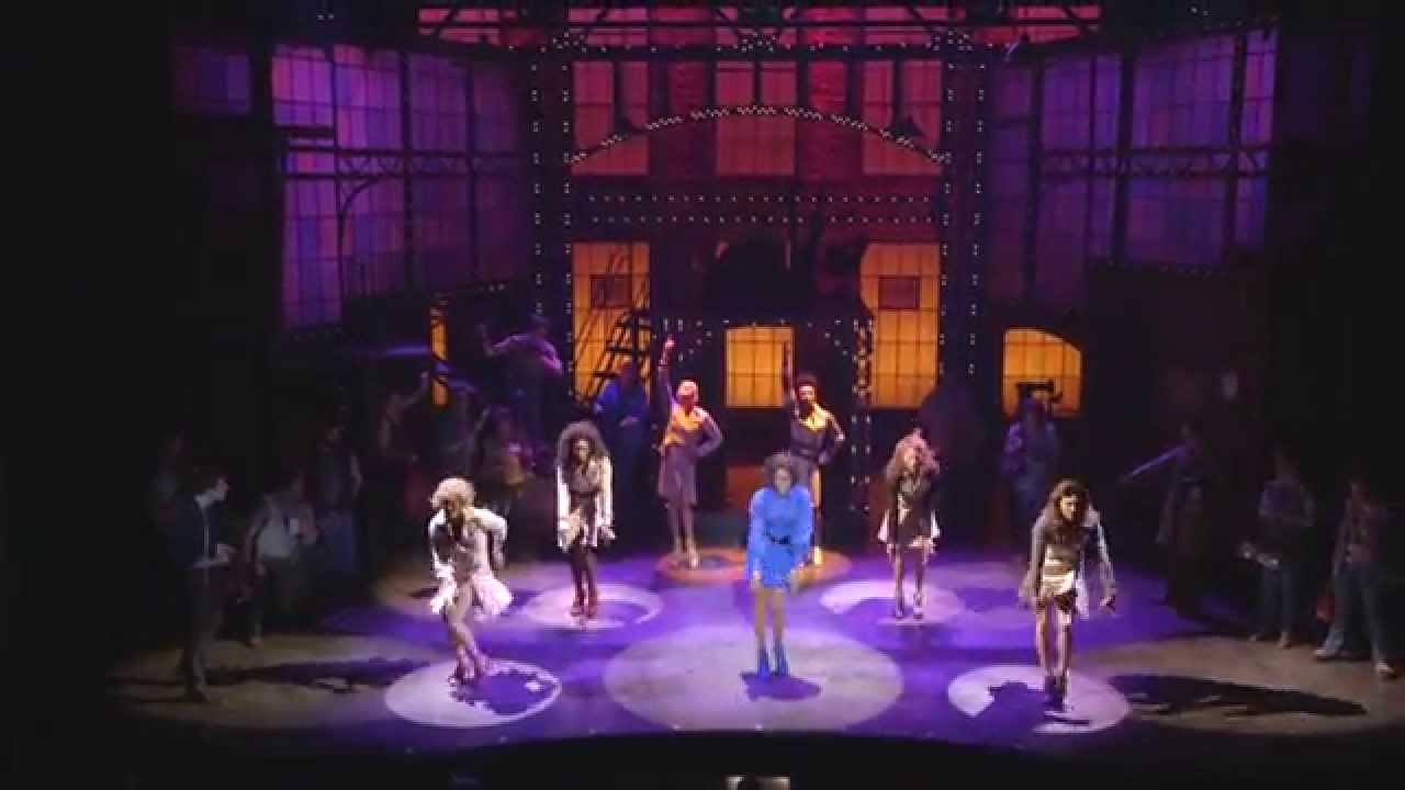"""The Sex is in the Heel"" from Kinky Boots on Broadway"