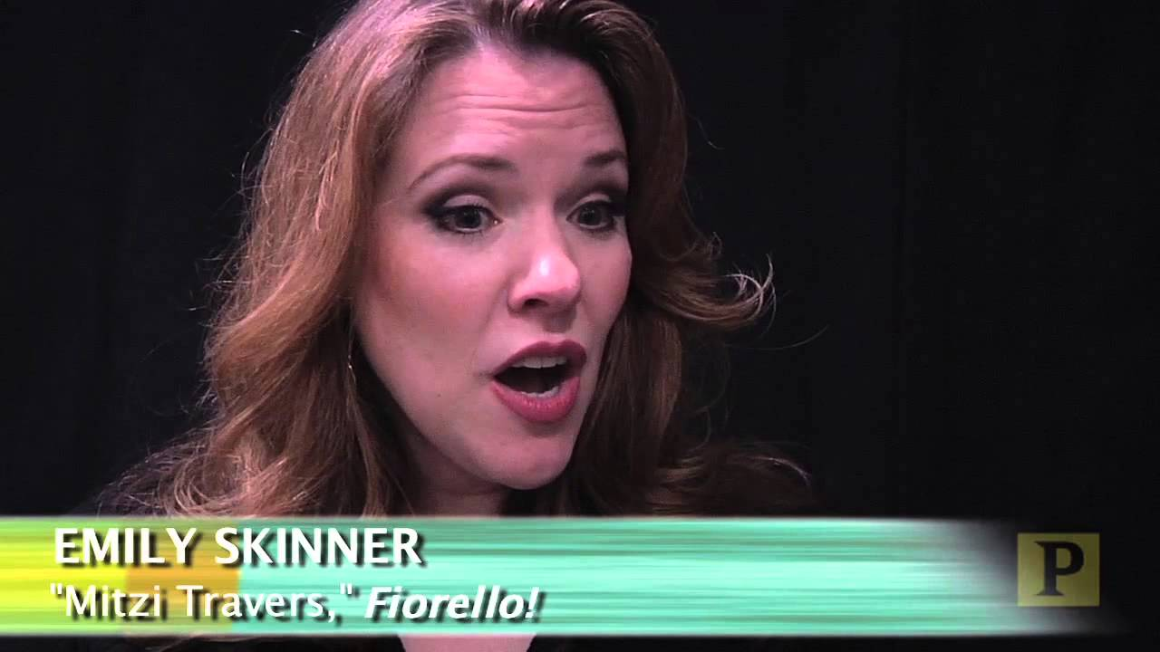 The cast of the Encores!'s production of Fiorello! discuss their characters and the...