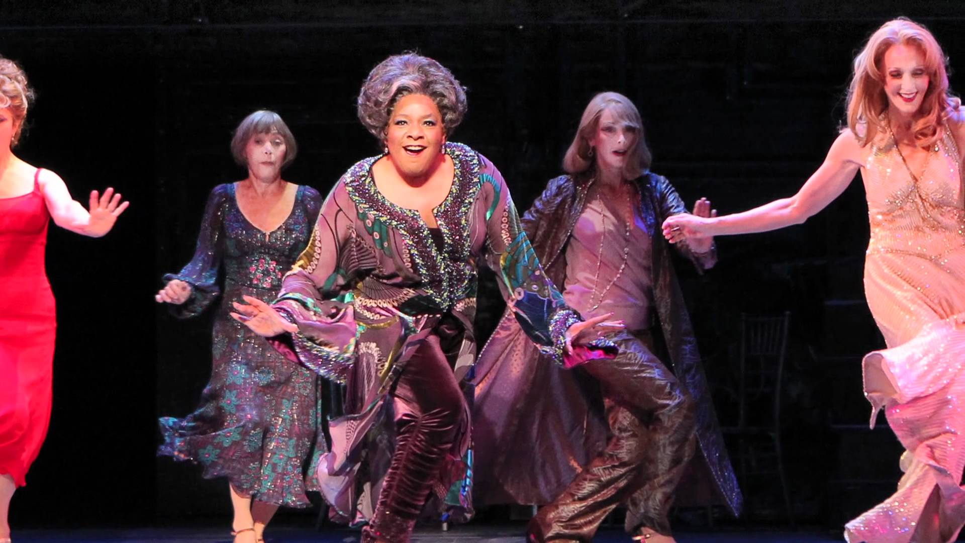 The cast and creative team of the 2011 Broadway revival of Follies discuss the...
