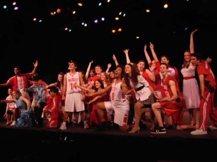 Original High School Musical Costumes by ACD Sports