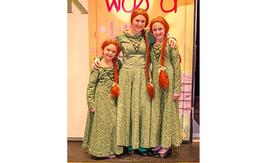 The Three Fionas