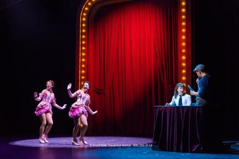 Newsies set rental - Newsies Theatre Front Row Theatrical Rental - 800-250-3114