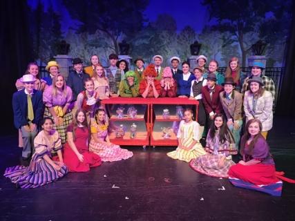 Mary Poppins, Jolly Holiday