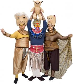 ... Rental Costumes for The Lion King - Mufasa Rafiki Sarabi ...  sc 1 st  MTI Australasia & Lion King Costume Rentals and Sales   MTI Australasia