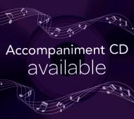 Accompaniment CD Available