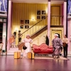 Parlor set - Mary Poppins set rental - Front Row Theatrical - 800-250-3114