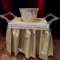 tea cart for Beauty and the Beast