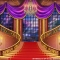 Beauty and the Beast Hall 1 SH-BB035-S-DP 20x45 Backdrop Rental
