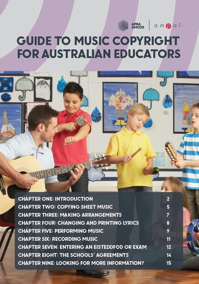 Aust Copyright Guide