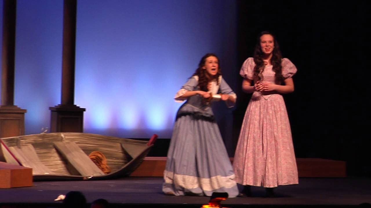 Highlights from Little Women at St. Paul Performing Arts