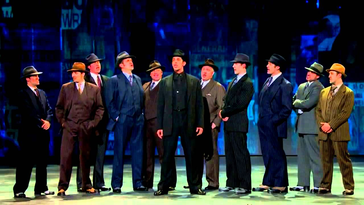 "68th Tony Awards Performance Bullets Over Broadway"">68th Tony Awards..."