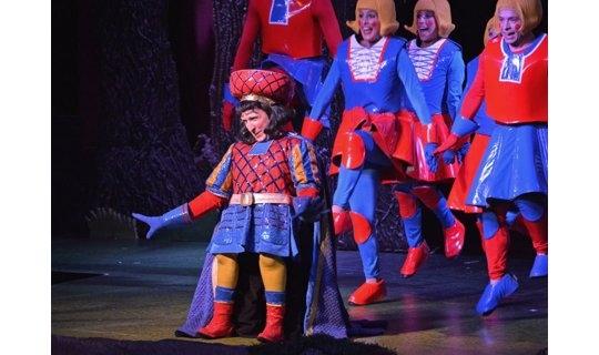 Shrek Costume Rental Farquaad and Duloc Dancers