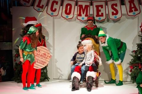 elf the musical, macy's elves, elf costumes, rental costumes