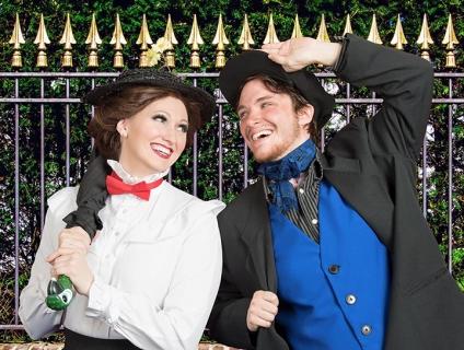 Mardi Gras Costume Shop's Mary Poppins